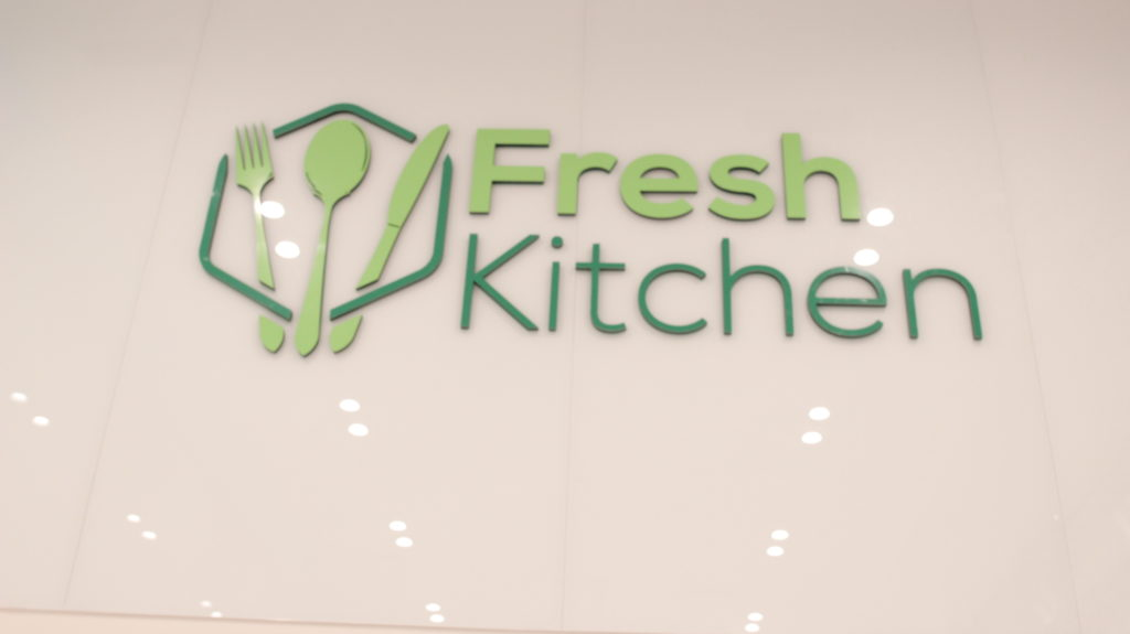 Fresh Kitchen Coffee Lunch Sandwich And Sushi